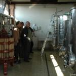 La nostra cantina di vinificazione, pur nelle sue contenute dimensioni proporzionate alla nostra produzione, è dotata del necessario per una lavorazione ispirata alla tradizione.