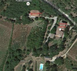 Podere Google maps Agr