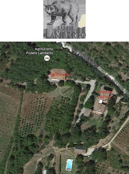 Podere Lamberto Montepulciano