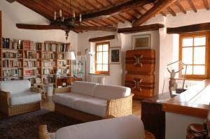 Salotto camere Dimora storica